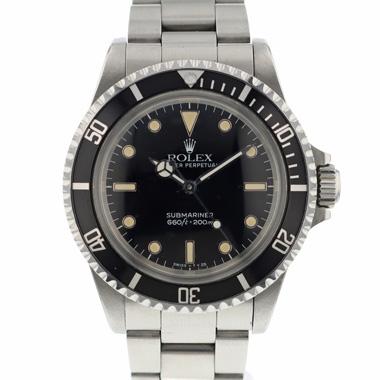Rolex - Submariner No-Date  5513