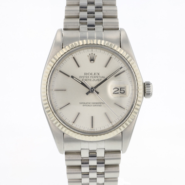 Rolex - Datejust 36 Fluted Jubilee