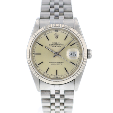 Rolex - Datejust 36 Jubilee Fluted