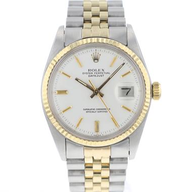 Rolex - Datejust 36 Steel/Gold  Jubilee