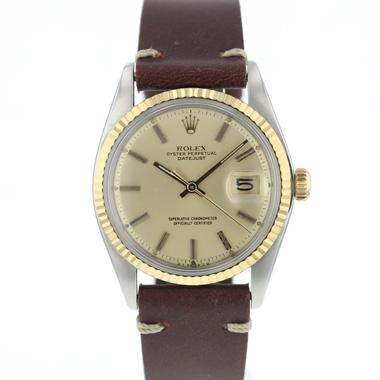 Rolex - Datejust 36 Gold/Steel