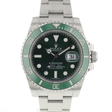 Rolex - Submariner Date  116610 LV