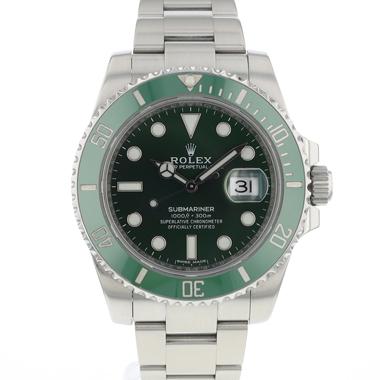 Rolex - Submariner Date  116610 LV LC100