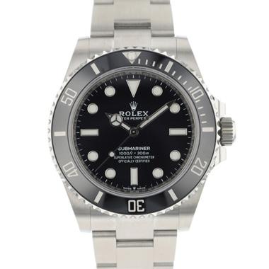 Rolex - Submariner No-Date 124060 NEW 2021