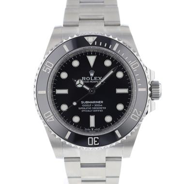 Rolex - Submariner No-Date 124060 NEW