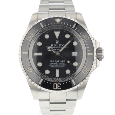 Rolex - Sea-Dweller Deepsea 126660