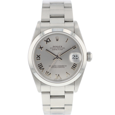 Rolex - Datejust 31 Midsize Silver Roman Dial