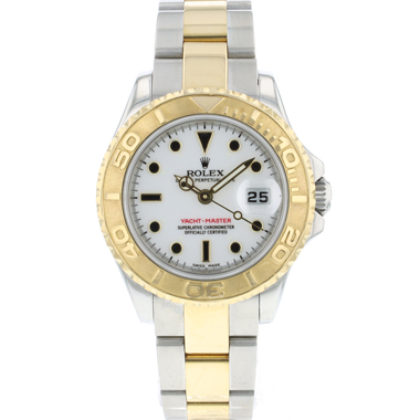 Rolex - Yacht-master Lady Steel / Yellow Gold