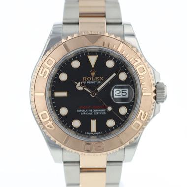 Rolex - Yacht-Master 40 Steel-Everose Gold