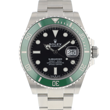 Rolex - Submariner Date 126610LV NEW 2020