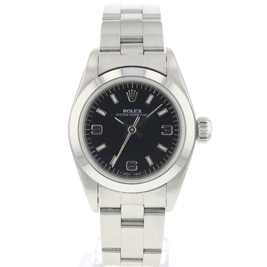 Rolex - Oyster Perpetual Lady Black Dial