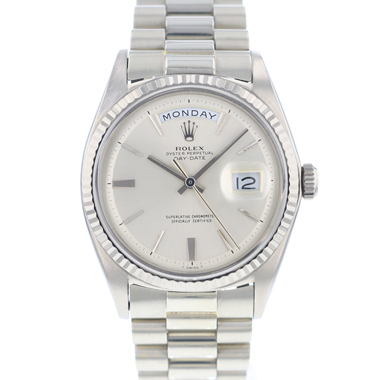 Rolex - Day-Date 36 White Gold