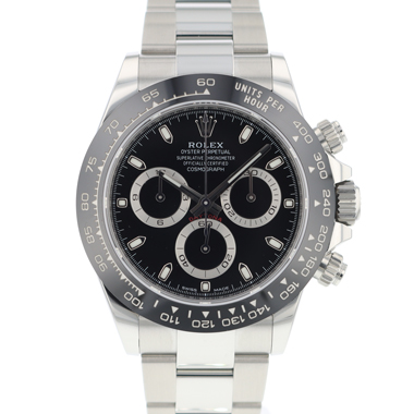 Rolex - Daytona Ceramic Black 116500LN NEW