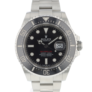 Rolex - Sea-Dweller Red 50th Anniversary