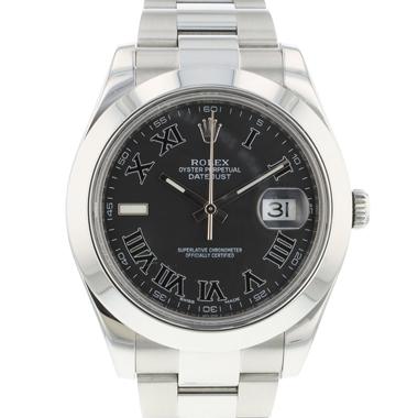 Rolex - Datejust II Grey Dial