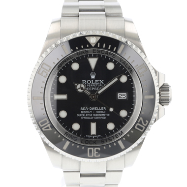Rolex - Sea-Dweller Deepsea 116660