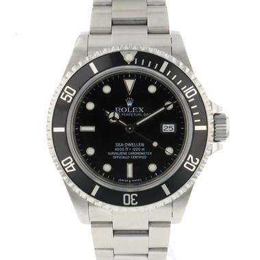 Rolex - Sea-Dweller 16600  FULL SET