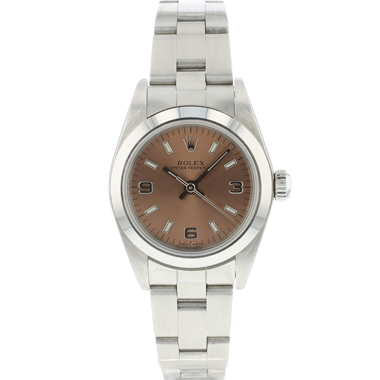 Rolex - Oyster Perpetual Lady Pink Dial