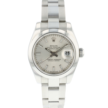 Rolex - Datejust 26 Lady Silver Dial