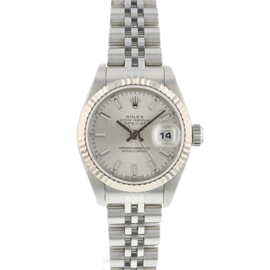 Rolex - Lady-Datejust 26 Lady Jubilee Fluted