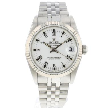 Rolex - Datejust 31 Midsize Fluted Jubilee