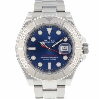 Rolex - Yacht-master 40  Blue Dial