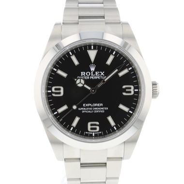 Rolex - Explorer I 39 MM