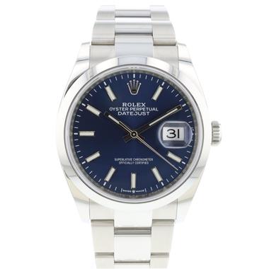 Rolex - Datejust 36 126200 Blue Dial
