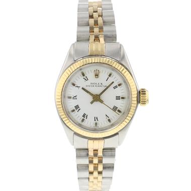 Rolex - Oyster Perpetual Lady Steel/Gold Jubilee