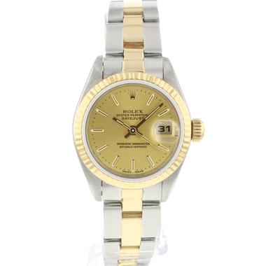 Rolex - Datejust 26 Gold/Steel Oyster
