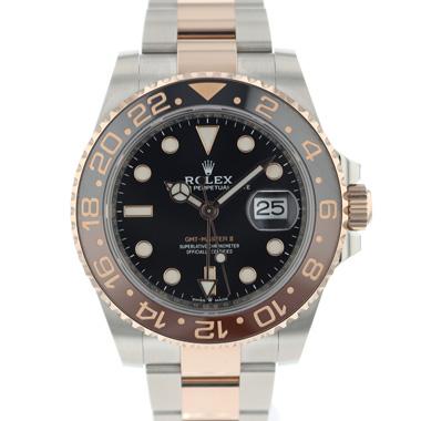 Rolex - Gmt-Master II Steel/Everosegold 126711 CHNR