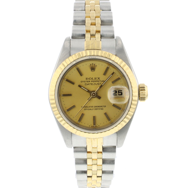 Rolex - Datejust 26 Gold/Steel Jubilee