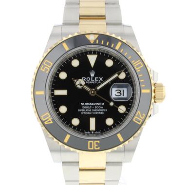 Rolex - Submariner Date Steel Gold 126613LN NEW