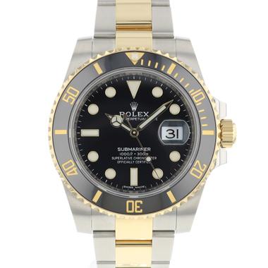 Rolex - Submariner Date Gold/Steel NEW