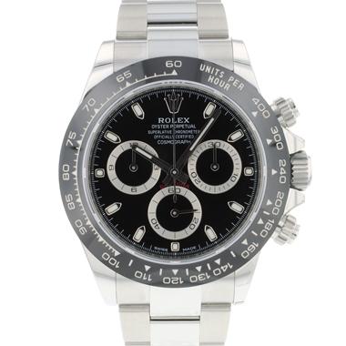 Rolex - Daytona Black Ceramic  116500LN NEW