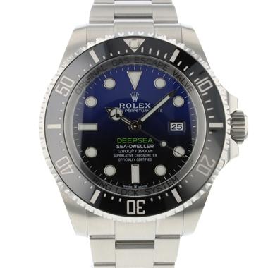 Rolex - Sea-Dweller Deepsea D-Blue James Cameron 126660