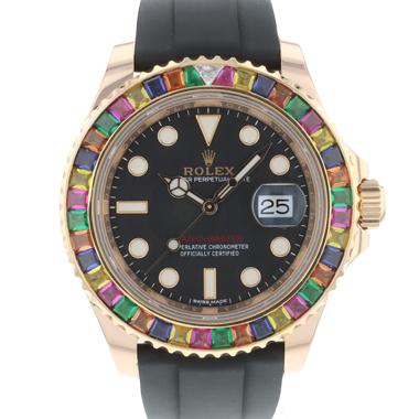 Rolex - Yacht-Master 40 Everose Gold Haribo