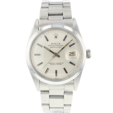 Rolex - Datejust 36 Smooth