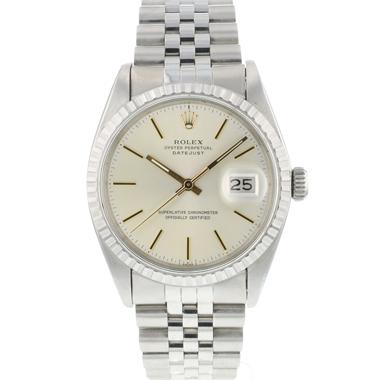 Rolex - Datejust 36 Jubilee Silver Dial