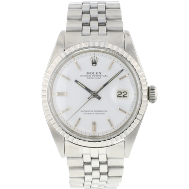 Rolex - Datejust 36 Jubilee White Dial