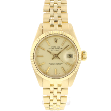 Rolex - Datejust Lady 26 Yellow Gold