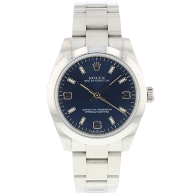 Rolex - Oyster Perpetual 31 Blue Dial
