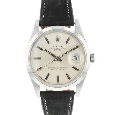 Rolex - Oyster Perpetual Date 34