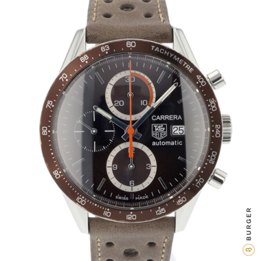 Tag Heuer - Carrera Calibre 16 Brown