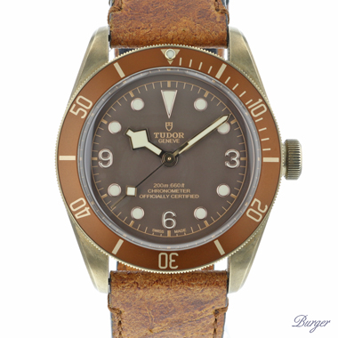 Tudor - Heritage Black Bay Bronze