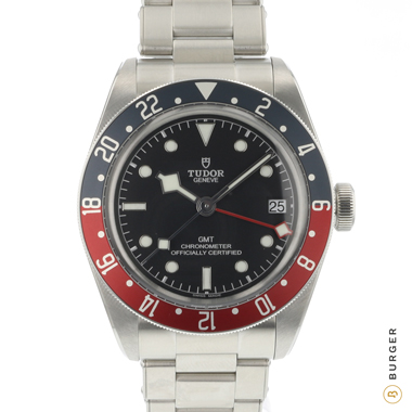 Tudor - Black bay GMT NEW!